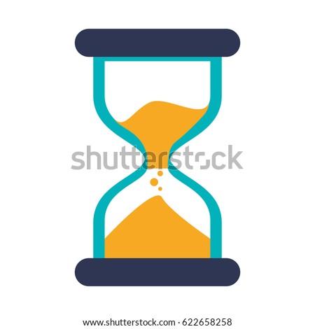 hourglass antique instrument