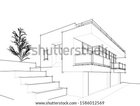 house building architecture