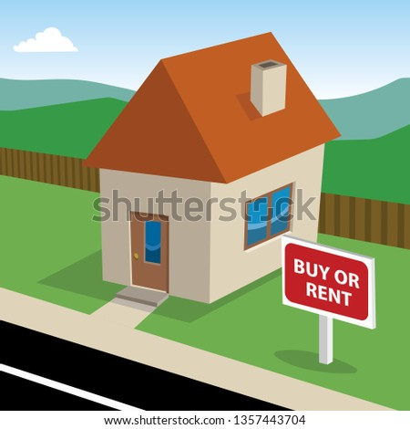 house, buy or rent