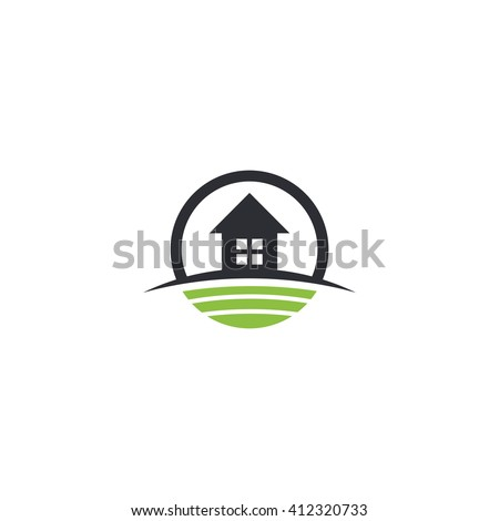 house circle icon