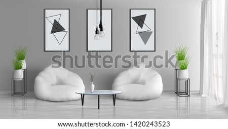 house hall  modern apartment