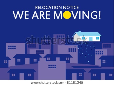 house moving or office relocation