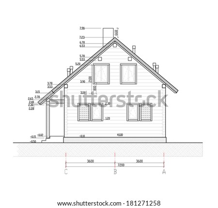 Free House Plan Vector - Download Free Vector Art, Stock Graphics ...