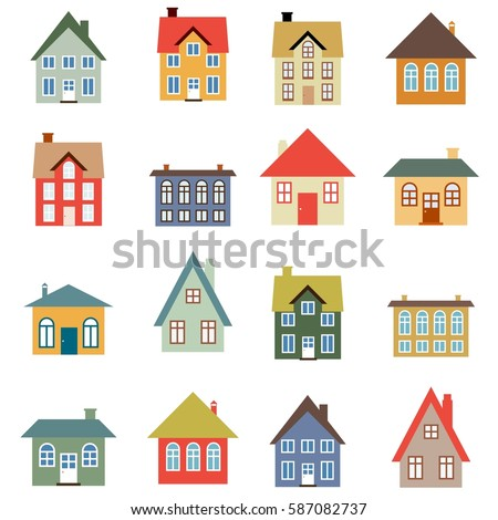 Free Housing Clip Art with No Background - ClipartKey