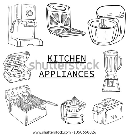household appliances for the