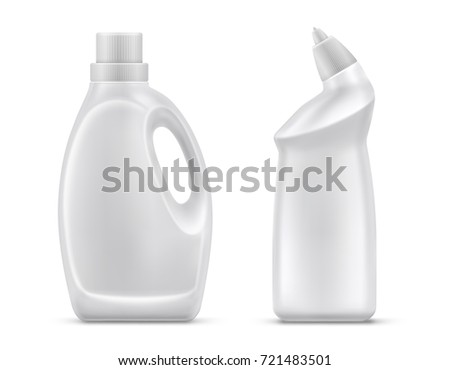 household chemicals blank