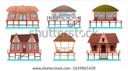 houses and bungalow collection