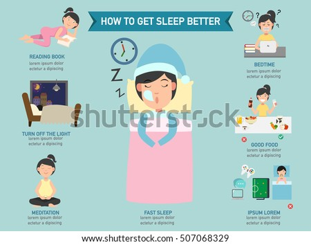 how to get sleep better