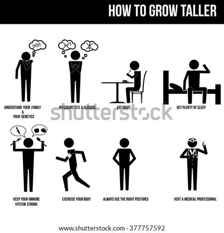 how to grow taller reddit