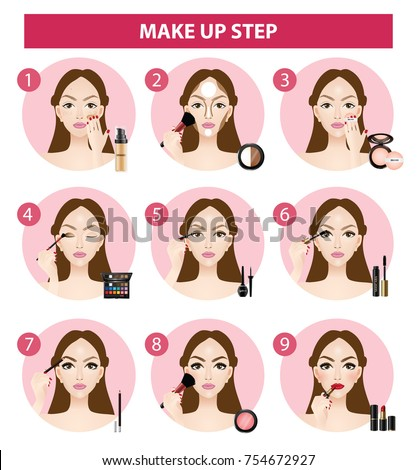 how to make up step vector