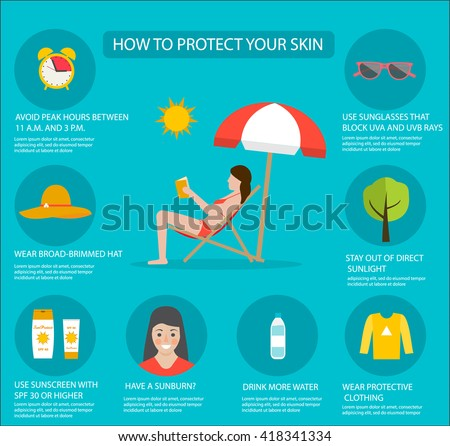 how to protect your skin from