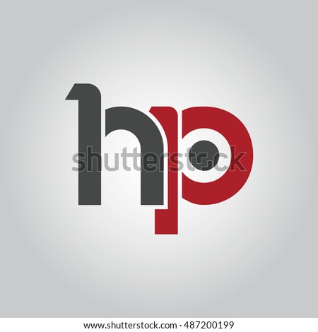 hp initial letter linked