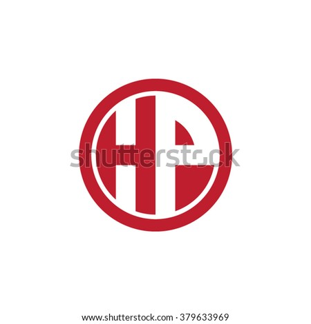 hp initial letters circle