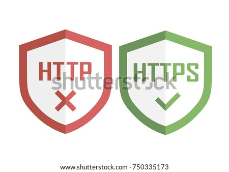 http and https protocols on shield