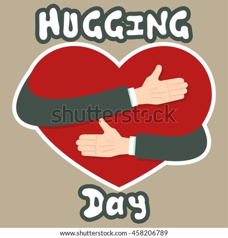 hugging day international
