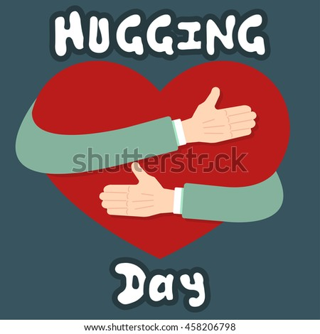 hugging day international