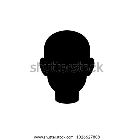stock-vector-human-head-vector-icon