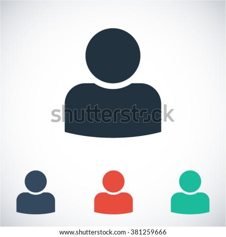 human  icon  human  vector icon