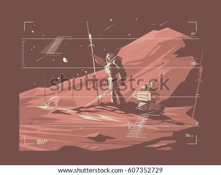 Mars Free Brushes - (175 Free Downloads)