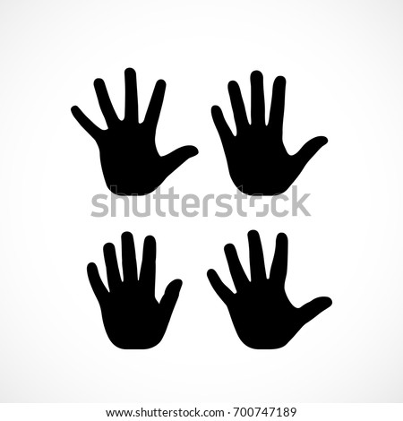 stock-vector-human-palm-hand-vector-silhouette-on-white-background