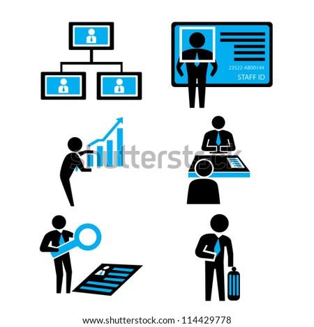 Human Resources Vector Human Resource Management