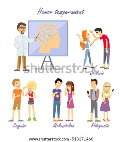 human temperament personality