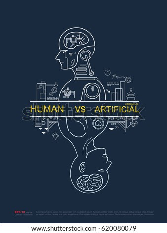 humans vs robots ai artificial