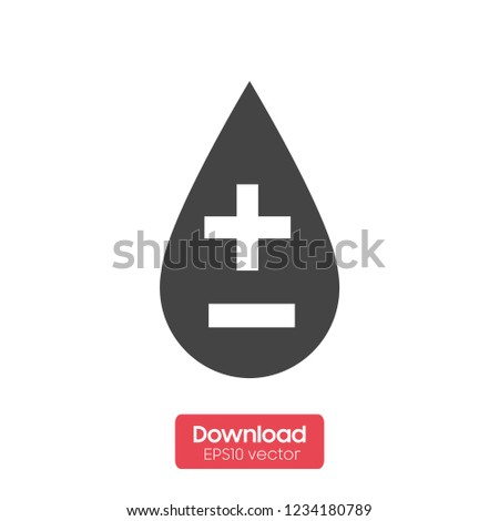 Humidity icon, Humidity weather Sensor, label sticker logo
