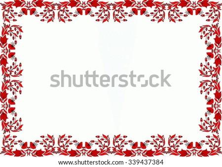 Hungarian folk art #339437384