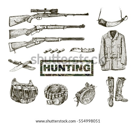hunting and outdoor traditional