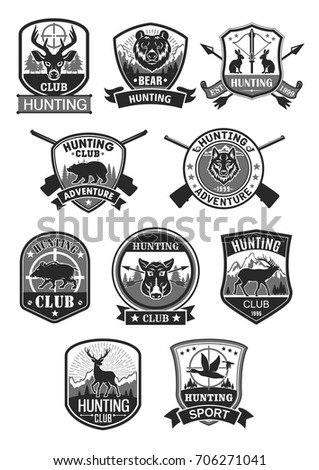 hunting club icons se for