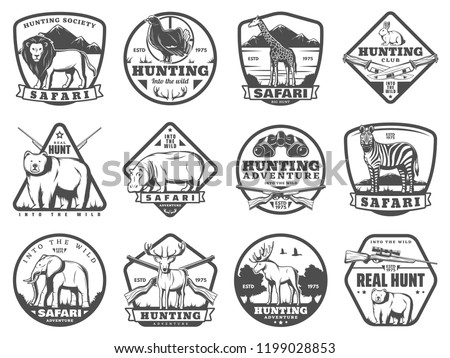 Hunting Knife Free Vector Art 90 Free Downloads