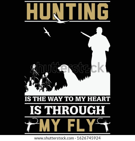 hunting is the way to my heart