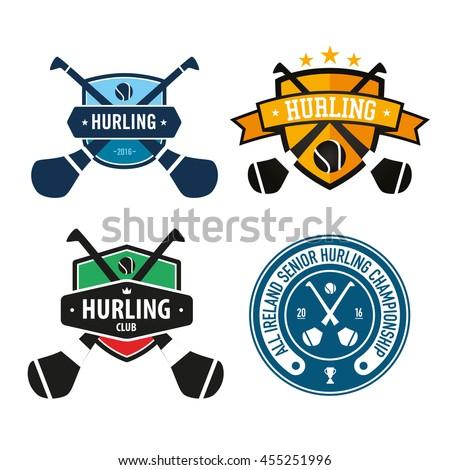 Hurling Emblems