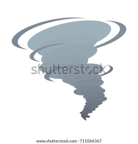 hurricane icon vector