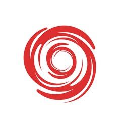 Hurricane Symbol. Abstract icon. Vector eps.10