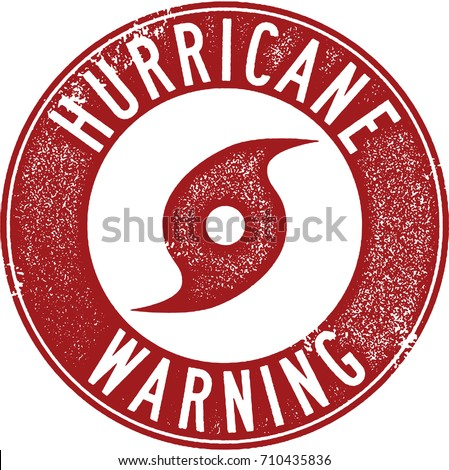 hurricane warning severe...