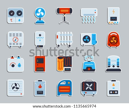 Free HVAC Vector - Download Free Vector Art, Stock Graphics & Images