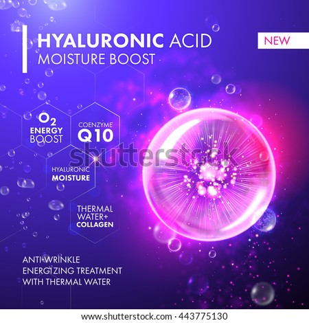 hyaluronic acid moisture energy