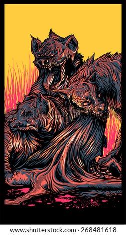 Hyena Feast