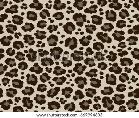 hyena leopard pattern texture repeating seamless monochrome black white