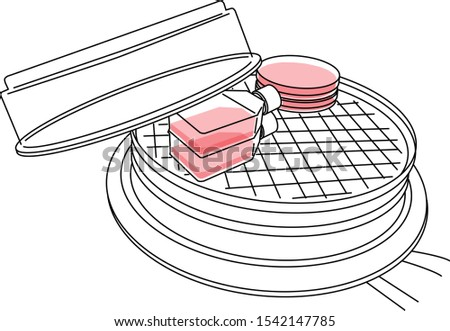 Hypoxia Chamber (biomedical/biochemical/biological research);  good for presentation
