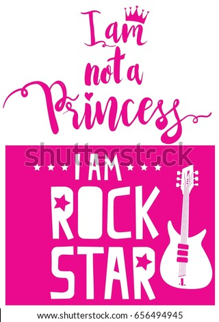 i am not a princess i am a