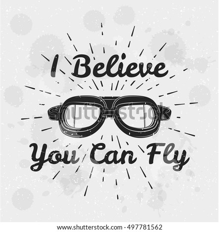 i believe you can fly retro