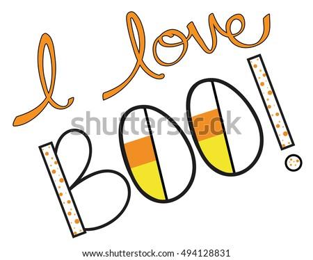 i love boo
