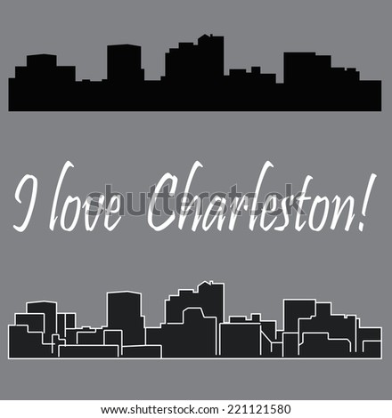 i love charleston  city