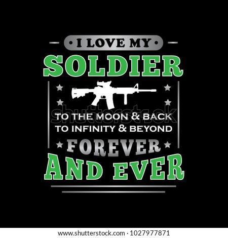 i love my soldier soldier