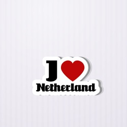 I love Netherland