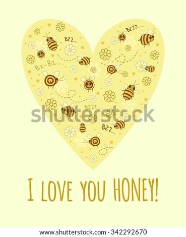 Wallpaper I Love You Honey : Download Funny Honey Wallpaper 1280x800 Wallpoper #240414