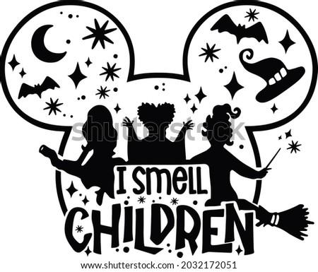 i smell children funny